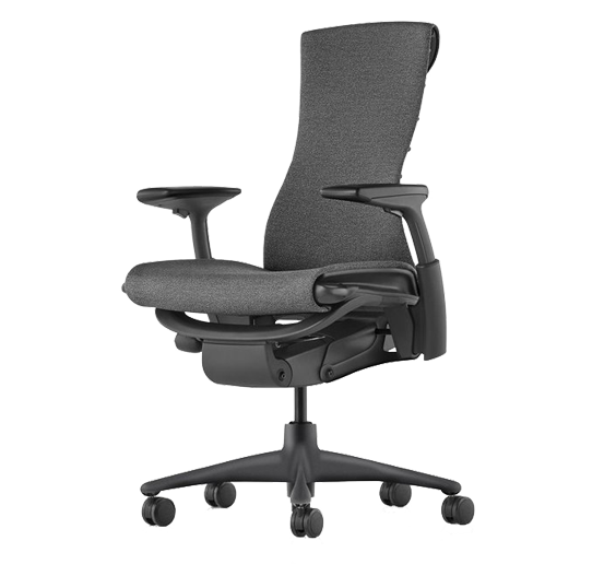 xQc uses a Herman Miller embody chair.