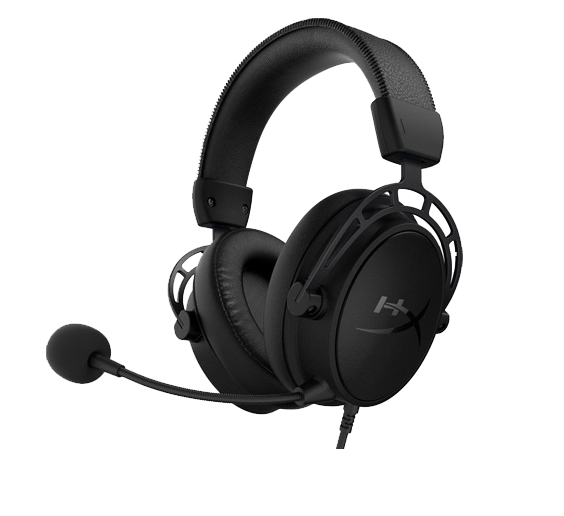 Ryan Higa uses a HyperX Cloud Alpha headset to game and stream with