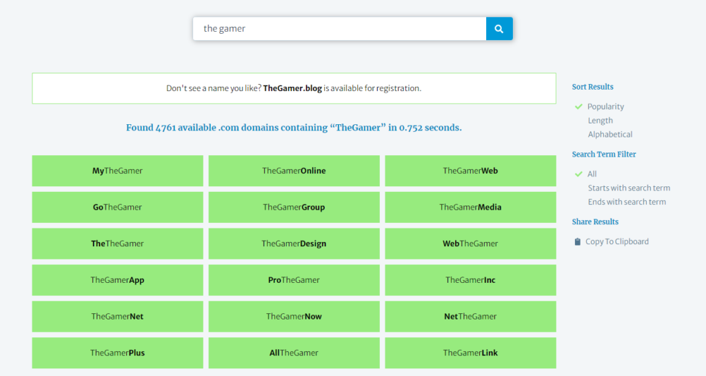 leandomainsearch is a great tool to help you find a name for your Twitch channel