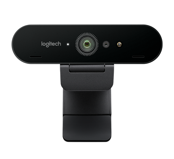 The logitech brio is a great quality webcam for Twitch streamers