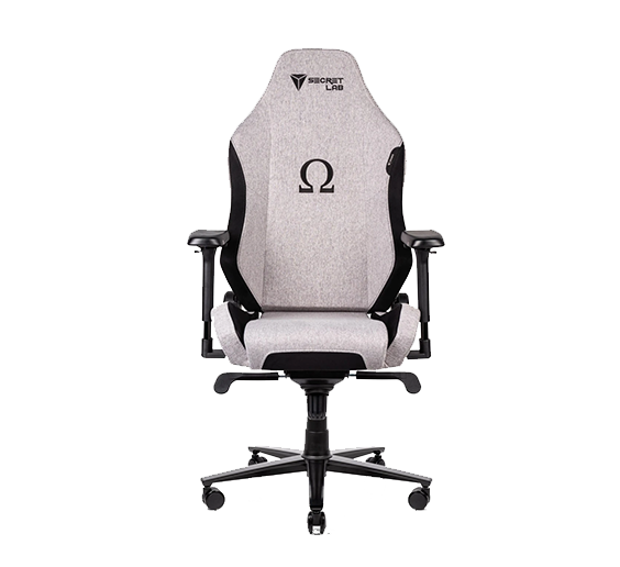 Lilypichu has the Secret Lab Omega gaming chair in PU leather.