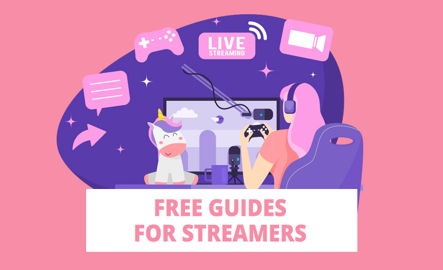 guides for streamers