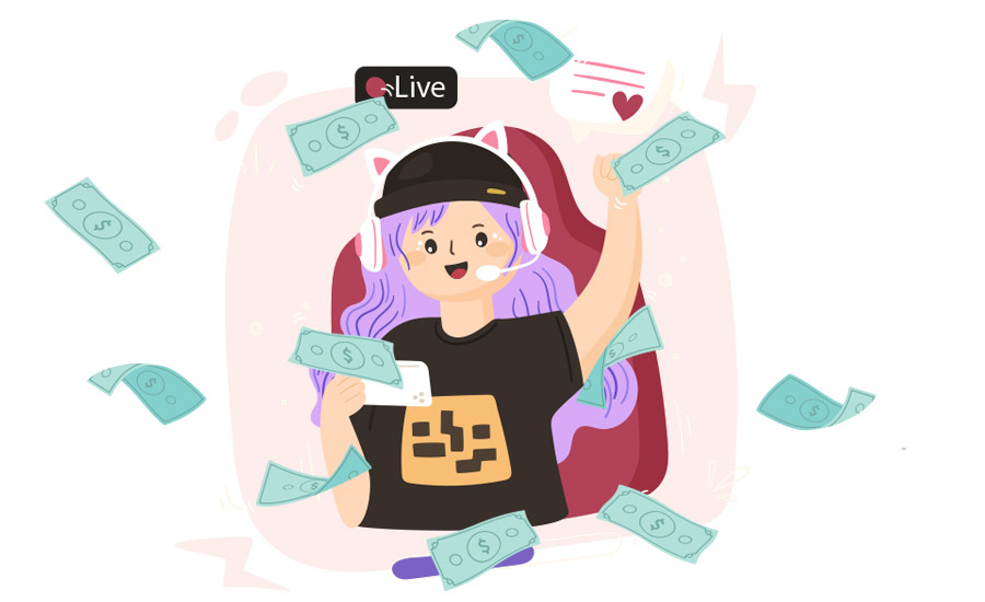 twitch has better monetization options than youtube