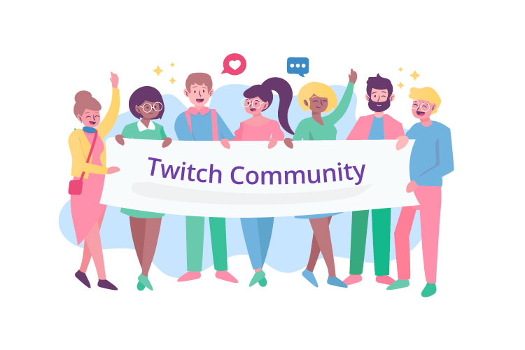 twitch has a better community than youtube