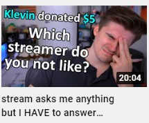 ludwig uses great thumbnails to increase the click through rate of his YouTube channel