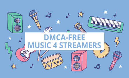 dmca-free music for twitch streamers